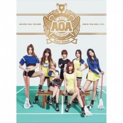 """[PRE-ORDER] AOA - 3rd Mini Album """"Heart Attack"""""""