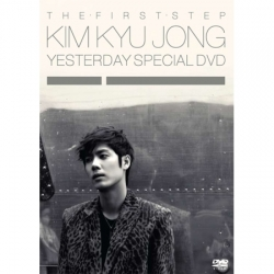 "[PRE-ORDER] KIM KYU JUNG - Special DVD ""THE FIRST STEP"" (2DVD)"