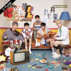 """[PRE-ORDER] N.FLYING - 2nd Mini Album """"THE REAL : N.FLYING"""""""