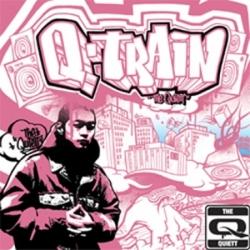 """[PRE-ORDER] THE QUIETT - 2nd Album """"Q TRAIN"""" (ปกเก่า)"""