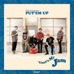 "[PRE-ORDER] B.A.P - 5th Single Album ""PUT'EM UP"""