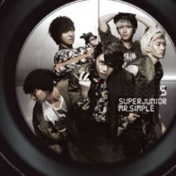 """[PRE-ORDER] SuperJunior - 5th Album """"Mr.Simple"""" (B Ver.)"""