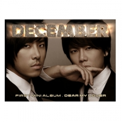"[PRE-ORDER] DECEMBER - 1st Mini Album ""DEAR MY LOVER"""