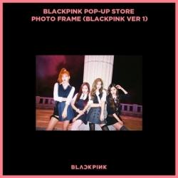 """[PRE-ORDER] BLACKPINK - BLACKPINK POP-UP STORE """"PHOTO FRAME"""" (Blackpink Ver. 1)"""