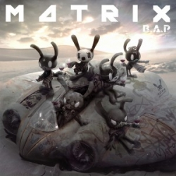 "[PRE-ORDER] B.A.P - 4th Mini Album ""MATRIX"" (Normal Ver.)"