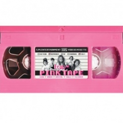 "[PRE-ORDER] f(x) - 2nd Album ""Pink Tape"""