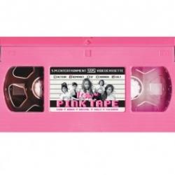 "[PRE-ORDER] f(x) - 2nd Album ""Pink Tape"""
