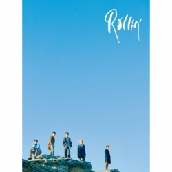 "[PRE-ORDER] B1A4 - 7th Mini Album ""ROLLIN'"" (BLUE VER.)"