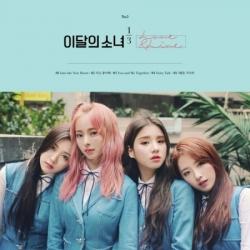 """[PRE-ORDER] LOONA 1/3 - 1st Mini Album """"LOVE & LIVE"""" (Limited Edition)"""