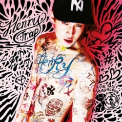 """[PRE-ORDER] Henry - 1st Mini Album """"Trap"""""""