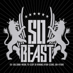 "[PRE-ORDER] BEAST - 1st Japan Album ""SO BEAST"" (CD+DVD) (Limited Edition A Ver.)"