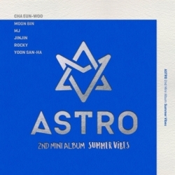 "[PRE-ORDER] ASTRO - 2nd Mini Album ""SUMMER VIBES"""