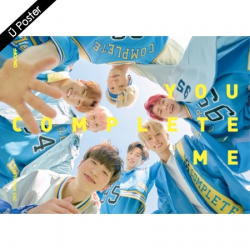 "[PRE-ORDER] ONF - 2nd Mini Album ""YOU COMPLETE ME"""