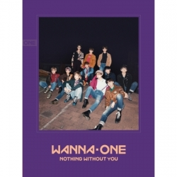 "[PRE-ORDER] WANNA ONE - To Be One Prequel Repackage ""1-1=0 (NOTHING WITHOUT YOU)"" (WANNA Ver.)"