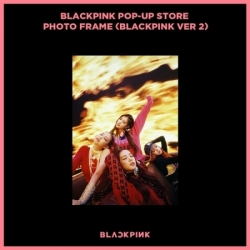 """[PRE-ORDER] BLACKPINK - BLACKPINK POP-UP STORE """"PHOTO FRAME"""" (Blackpink Ver. 2)"""