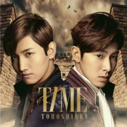 "[PRE-ORDER] TVXQ - Japan Album ""TIME"" (CD + DVD)"