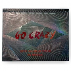 [PRE-ORDER] 2PM - 2PM WORLD TOUR GO CRAZY in SEOUL DVD (2Disc+200p Photobook)