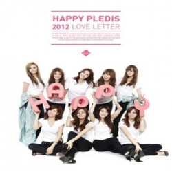 "[PRE-ORDER] Son Dam Bi & After School - Happy PLEDIS 2012 ""Love Letter"""