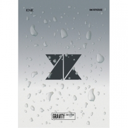 "[PRE-ORDER] KNK - Repackage Album ""GRAVITY, COMPLETED"""