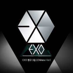 """[PRE-ORDER] EXO - 3rd Album """"EX'ACT"""" (CHINESE VER.)"""