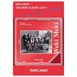 "[PRE-ORDER] WEKI MEKI - 2nd Mini Album ""LUCKY"" (Kihno Album)"