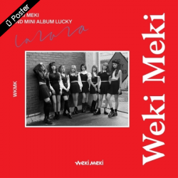 "[PRE-ORDER] WEKI MEKI - 2nd Mini Album ""LUCKY"" (WEKI VER.)"