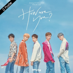 """[PRE-ORDER] N.FLYING - 4th Mini Album """"HOW ARE YOU?"""""""