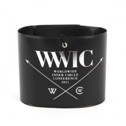 "[PRE-ORDER] WINNER - WWIC WORLDWIDE INNER CIRCLE CONFERENCE 2015 ""ARMBAND"""