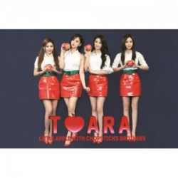 "[PRE-ORDER] T-ARA - Korea & China Project Album ""Little Apple"" (CD+DVD)"