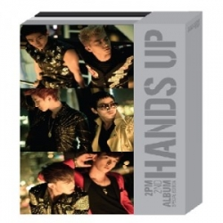 "[PRE-ORDER] 2PM - 2nd Album ""Hands Up"" (Special Edition)"