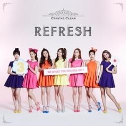 """[PRE-ORDER] CLC - 3rd Mini Album """"REFRESH"""""""