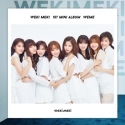 "[PRE-ORDER] WEKI MEKI - 1st Mini Album ""WEME"" (Limited Edition B Ver.)"