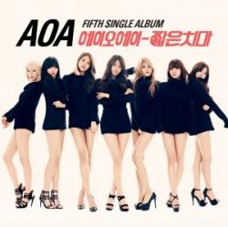 """[PRE-ORDER] AOA - 5th Single Album """"Short Skirt"""""""