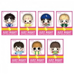"""[PRE-ORDER] GOT7 - GOT7 Special Edition 2 """"Just Right"""" + FIGURE USB (16GB)"""