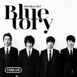 """[PRE-ORDER] CNBLUE - 1st Mini Album """"Bluetory"""""""