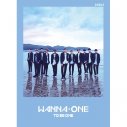 "[PRE-ORDER] WANNA ONE - 1st Mini Album ""1X1=1 (TO BE ONE)"" (Sky Ver.) (Re-Stock ใหม่ 09/07/61 มีโปสปกชมพู)"