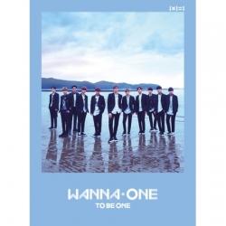 "[PRE-ORDER] WANNA ONE - 1st Mini Album ""1X1=1 (TO BE ONE)"" (Sky Ver.) (Re-Stock ใหม่ 09/07/61 มีโปสปกชมพู)"