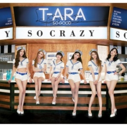 "[PRE-ORDER] T-ARA - 11th Mini Album ""So Good"""