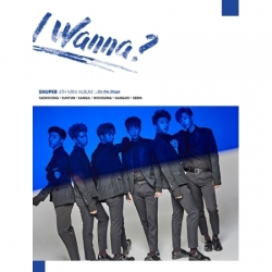 "[PRE-ORDER] SNUPER - 4th Mini Album ""I WANNA?"" (Stage Ver.)"