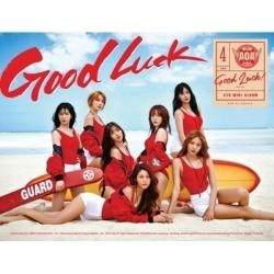 "[PRE-ORDER] AOA - 4th Mini Album ""GOOD LUCK"" (WEEK Ver.)"