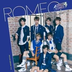 "[PRE-ORDER] ROMEO - 3rd Mini Album ""MIRO"" (Full Member Edition)"