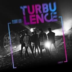 "[PRE-ORDER] GOT7 - 2nd Album ""FLIGHT LOG : TURBULENCE"""