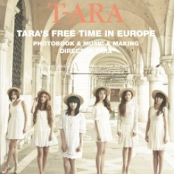 "[PRE-ORDER] T-ARA - 2nd Special Album ""TARA'S Free Time In Europe"" (3DVD)"