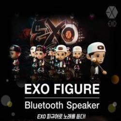 [PRE-ORDER] EXO - EXO FIGURE BLUETOOTH SPEAKER