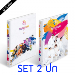 "[PRE-ORDER] JBJ - 2nd Mini Album ""TRUE COLORS"" (SET 2 ปก)"