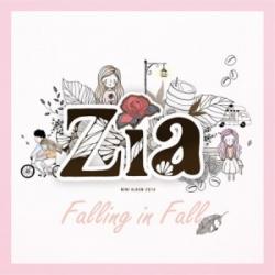 "[PRE-ORDER] Zia - Mini Album ""Falling In Fall"""