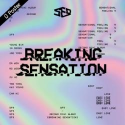 "[PRE-ORDER] SF9 - 2nd Mini Album ""BREAKING SENSATION"""