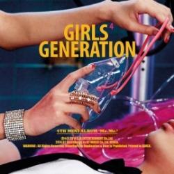 "[PRE-ORDER] Girls' Generation - 4th Mini Album ""Mr.Mr."""