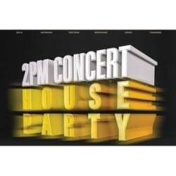[PRE-ORDER] 2PM - 2015 2PM HOUSE PARTY IN SEOUL