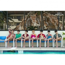 [PRE-ORDER] IKON - KONY'S SUMMERTIME PHOTOCARD COLLECTION